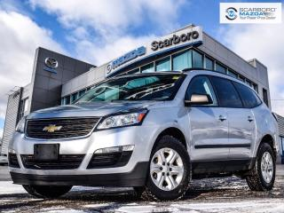 Used 2014 Chevrolet Traverse LS|8 PASSENGER|REAR CAMERA for sale in Scarborough, ON