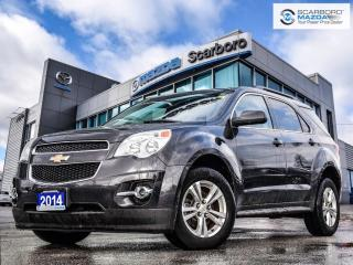 Used 2014 Chevrolet Equinox 2LT|NAV|REAR CAMERE|LEATHER for sale in Scarborough, ON