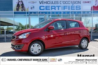 Used 2017 Mitsubishi Mirage ES for sale in St-Léonard, QC