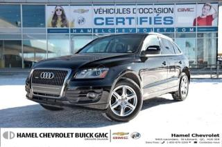 Used 2011 Audi Q5 2.0L Premium Plus for sale in St-Léonard, QC