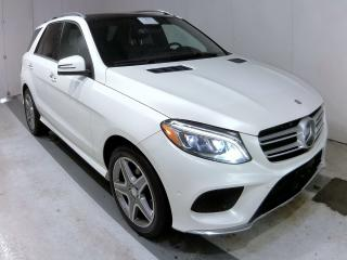 Used 2016 Mercedes-Benz C 300 GLE400 4MATIC~AMG PKG~NAVIGATION~52KMS~PANORAMA for sale in Burlington, ON