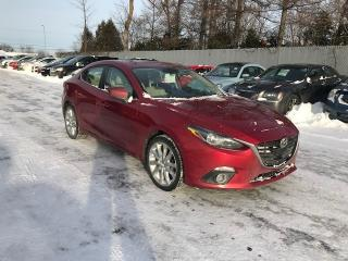 Used 2016 Mazda MAZDA3 Gt Cuir Toit Mags for sale in St-Constant, QC