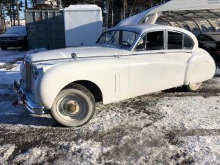 Used 1954 Jaguar MK MK7 for sale in Mirabel, QC