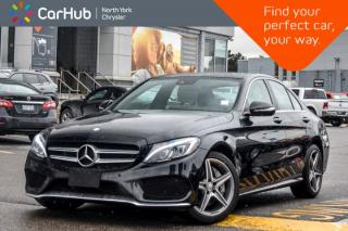 Used 2015 Mercedes-Benz C-Class C 400|AWD|Memory Pkgs|AMG Styling Pkg|Pano_Sunroof|18