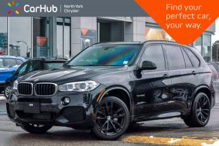 Used 2017 BMW X5 xDrive35i|AWD|Pano_Sunroof|Keyless_Entry|Nav|Backup Cam|20