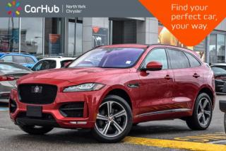 Used 2017 Jaguar F-PACE 35t R-Sport|AWD|Pano_Sunroof|Meridian|Backup Cam|Nav|20