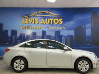 Used 2012 Chevrolet Cruze Turbo A/c for sale in Lévis, QC
