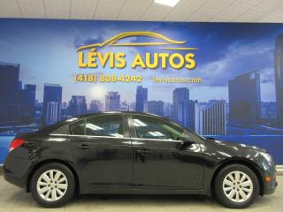 Used 2011 Chevrolet Cruze LS for sale in Lévis, QC
