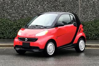 Used 2014 Smart fortwo pure cpé for sale in Vancouver, BC
