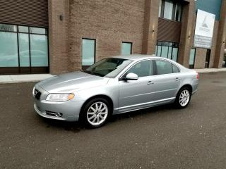 Used 2012 Volvo S80 Premier Plus Tech Pack for sale in St-Eustache, QC