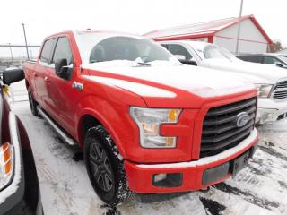 Used 2017 Ford F-150 XLT SPORT 4X4 for sale in Listowel, ON