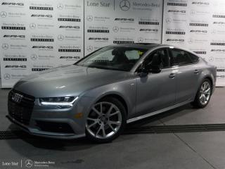 Used 2017 Audi A7 3.0T Competition quattro 8sp Tiptronic for sale in Calgary, AB
