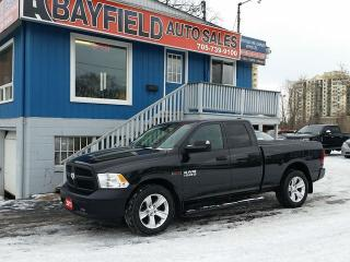Used 2015 RAM 1500 Quad Cab 4x4 EcoDiesel **1 Owner/Alloys/6.5ft Box/Power group** for sale in Barrie, ON