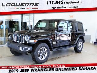 Used 2019 Jeep Wrangler AWD for sale in Victoriaville, QC