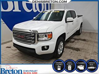 Used 2016 GMC Canyon for sale in St-Eustache, QC