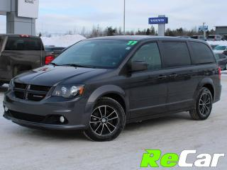 Used 2017 Dodge Grand Caravan GT HEATED LEATHER | BACK UP CAM for sale in Fredericton, NB