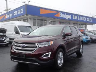 Used 2017 Ford Edge Only 13447 kms, Radar Assist, Navigation, AWD for sale in Vancouver, BC