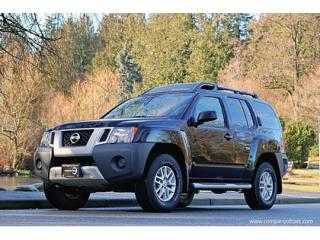 Used 2015 Nissan Xterra X for sale in Vancouver, BC
