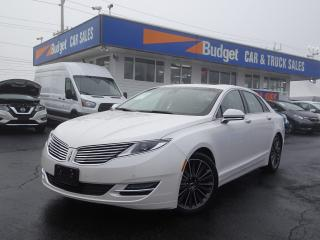 Used 2015 Lincoln MKZ Hybrid Edition, Navigation, Automated Parking for sale in Vancouver, BC