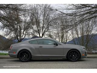 Used 2010 Bentley Continental Supersports (LOW KM) for sale in Vancouver, BC