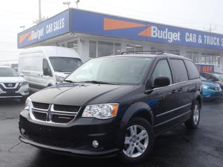 Used 2017 Dodge Grand Caravan Crew Edition, Stow n Go Seating, low Kms for sale in Vancouver, BC
