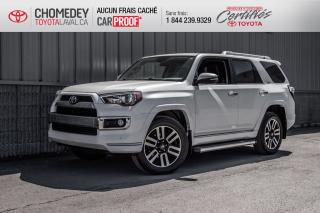 Used 2016 Toyota 4Runner Sr5 Ltd Cuir Toit for sale in Laval, QC