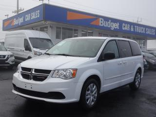 Used 2016 Dodge Grand Caravan SXT Edition, Low Kms, Full Stow n Go Seating for sale in Vancouver, BC