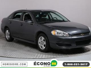 Used 2011 Chevrolet Impala LS A/C GR ELECT for sale in St-Léonard, QC