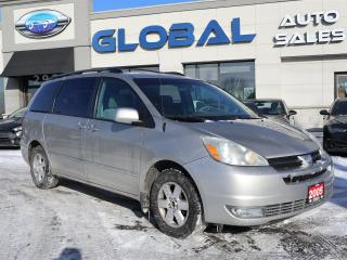 Used 2005 Toyota Sienna LE POWER GROUP ALLOY WHEELS. for sale in Ottawa, ON