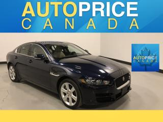Used 2017 Jaguar XE 2.0L Diesel Prestige AWD|NAVIGATION|LEATHER for sale in Mississauga, ON