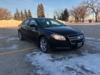 Used 2010 Chevrolet Malibu LT Platinum Edition Platinum Trim, Heated Seats and Remote Start for sale in Winnipeg, MB