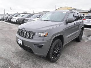 New 2019 Jeep Grand Cherokee LAREDO|4X4|ALTITUDE IV PKG|PWR LIFTGATE|NAV|UCONNE for sale in Concord, ON
