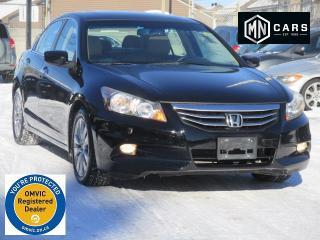 Used 2011 Honda Accord EX-L V-6 AT w/NAVI & BACKUP CAM for sale in Ottawa, ON