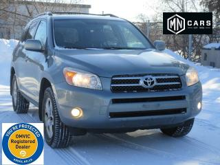 Used 2008 Toyota RAV4 Limited I4 4WD for sale in Ottawa, ON