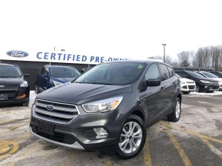 Used 2017 Ford Escape SE for sale in Barrie, ON