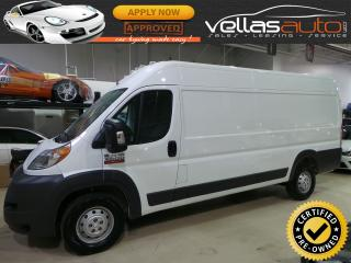 Used 2018 RAM 3500 ProMaster HIGHROOF| 159WB EXT| 3PASSENGER for sale in Vaughan, ON