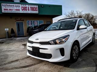 Used 2018 Kia Rio5 LX+ for sale in Bolton, ON