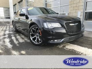 Used 2016 Chrysler 300 S for sale in Calgary, AB