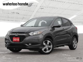 Used 2018 Honda HR-V EX Sold Pending Customer Pick Up...2018 Demo Clearance for sale in Waterloo, ON