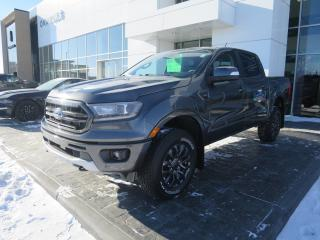New 2019 Ford Ranger 2.3L Ecoboost Lariat Series, Technology Package, Adaptive Cruise, Remote Start, Tow Package, & more for sale in Okotoks, AB