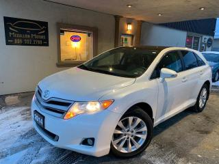 Used 2014 Toyota Venza XLE , PANOROOF, LEATHER , BACKUP CAMERA for sale in Oakville, ON