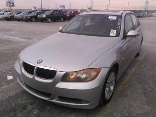 Used 2008 BMW 3 Series 4dr Sdn 323i RWD for sale in Brampton, ON