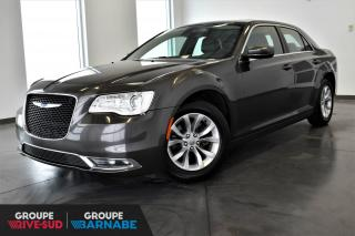 Used 2018 Chrysler 300 TOURING| NAVIGATION+CUIR+TOIT+APPLE CARP for sale in St-Jean-Sur-Richelieu, QC