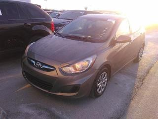 Used 2013 Hyundai Accent GLS for sale in Waterloo, ON