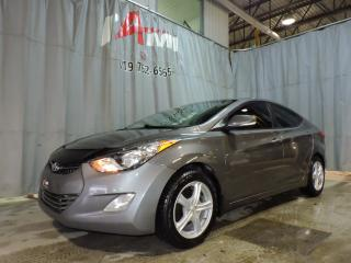 Used 2011 Hyundai Elantra LTD for sale in Rouyn-Noranda, QC