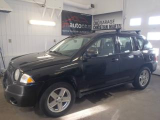 Used 2007 Jeep Compass 4 RM, 4 portes, Sport for sale in Québec, QC