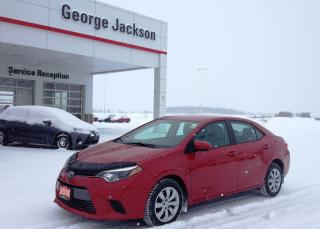 Used 2015 Toyota Corolla LE for sale in Renfrew, ON