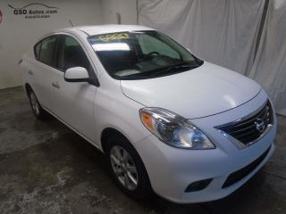 Used 2012 Nissan Versa 1.6 Sl Gps for sale in Ancienne Lorette, QC