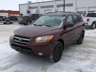 Used 2009 Hyundai Santa Fe for sale in Winnipeg, MB