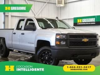 Used 2015 Chevrolet Silverado 1500 WORK TRUCK AWD for sale in St-Léonard, QC